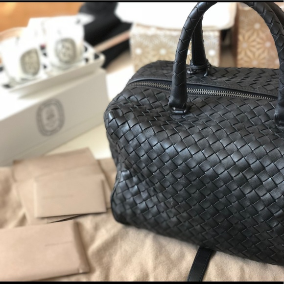 c3ee135604b6 Bottega Veneta Handbags - bottega veneta Boston bag